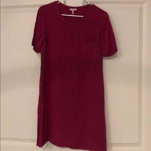 Joie Silk Shirt Dress